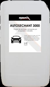 ABAX 014625 - AUTOSECHANT 3000 - Bidon plastique de 25 L