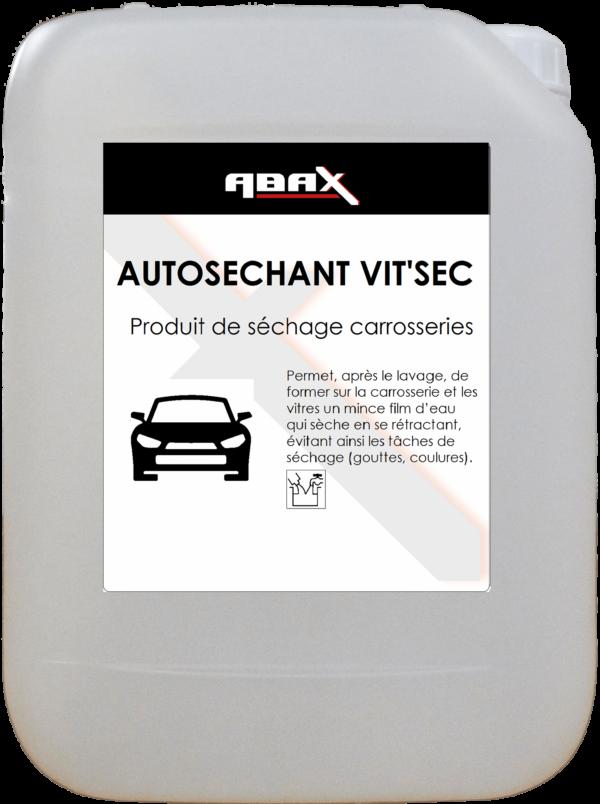 ABAX 02195 - AUTOSECHANT VIT'SEC - Bidon plastique de 5 L