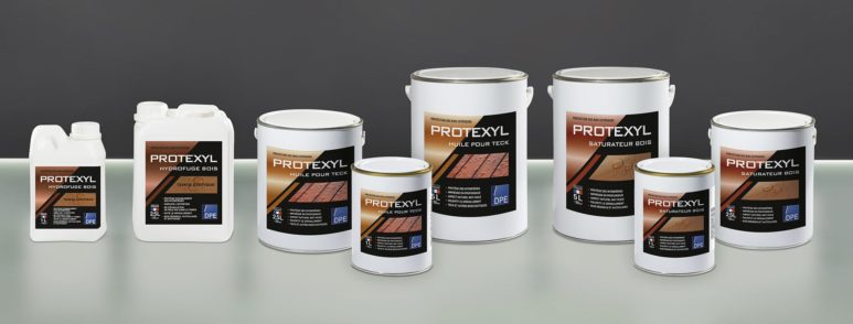 Protection des bois extérieurs