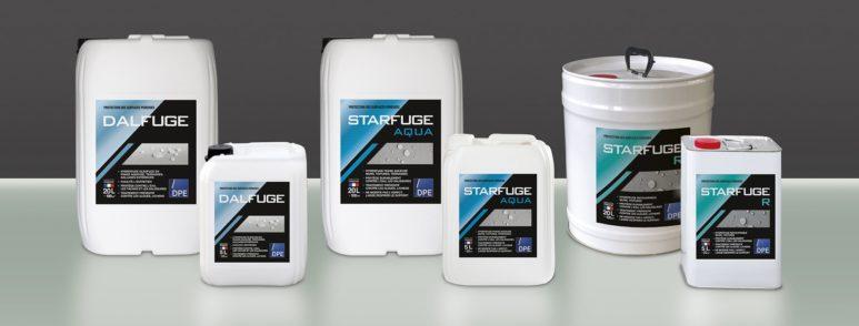 Protection des surfaces poreuses